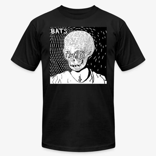 BATS TRUTHLESS DESIGN BY HAMZART - Unisex Jersey T-Shirt by Bella + Canvas