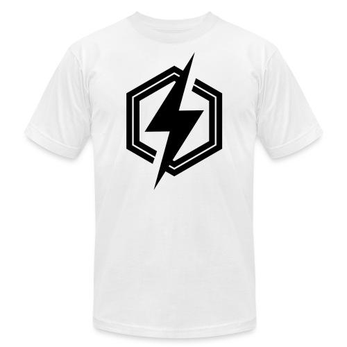 logonoir - Unisex Jersey T-Shirt by Bella + Canvas