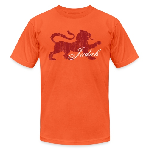 The Lion of Judah - Unisex Jersey T-Shirt by Bella + Canvas