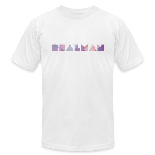 REALMAN Merch - Men's  Jersey T-Shirt