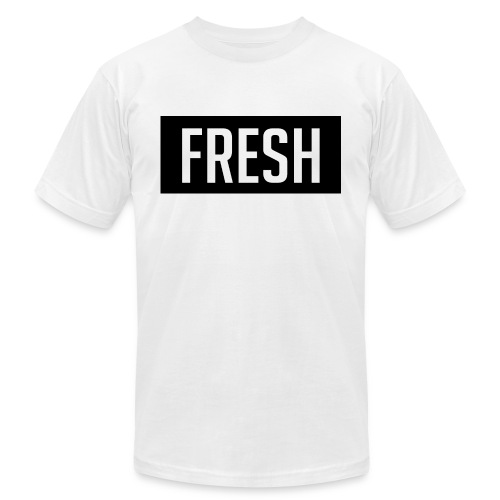 fresh - Unisex Jersey T-Shirt by Bella + Canvas