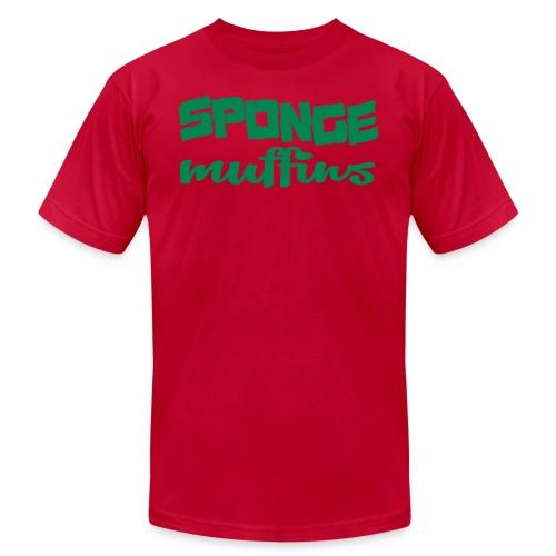 sponge - Unisex Jersey T-Shirt by Bella + Canvas