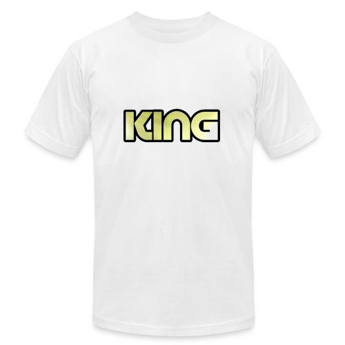KING ***NEW DESIGN*** - Men's  Jersey T-Shirt