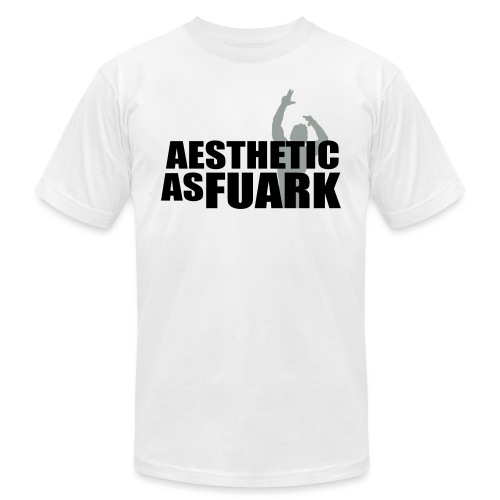 Zyzz Aesthetic as FUARK - Unisex Jersey T-Shirt by Bella + Canvas