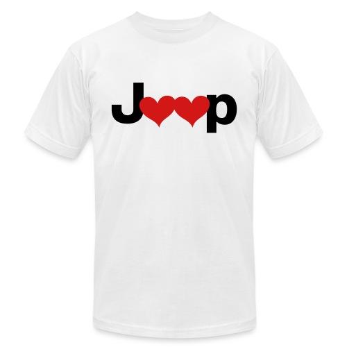 Jeep Love - Men's Jersey T-Shirt