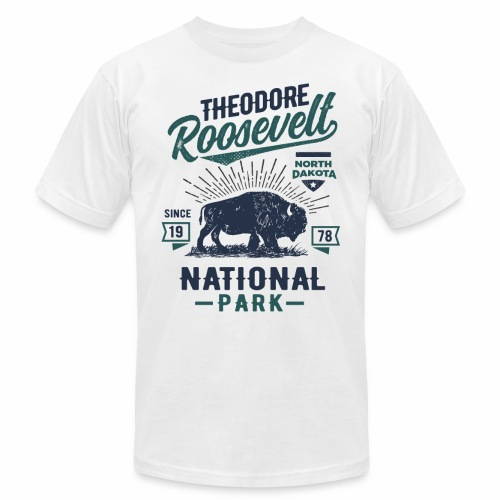 National Park - Unisex Jersey T-Shirt by Bella + Canvas
