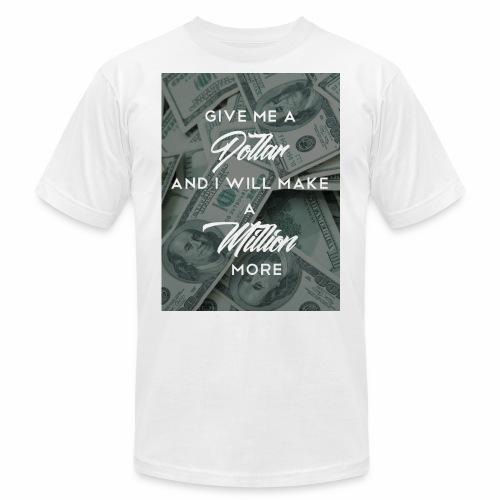 million - Men's  Jersey T-Shirt
