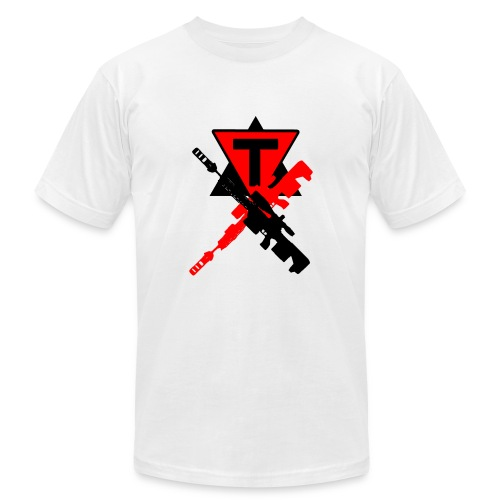 RED DSR T SHIRT png - Unisex Jersey T-Shirt by Bella + Canvas