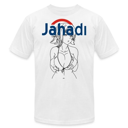 hadiCITY - Men's  Jersey T-Shirt