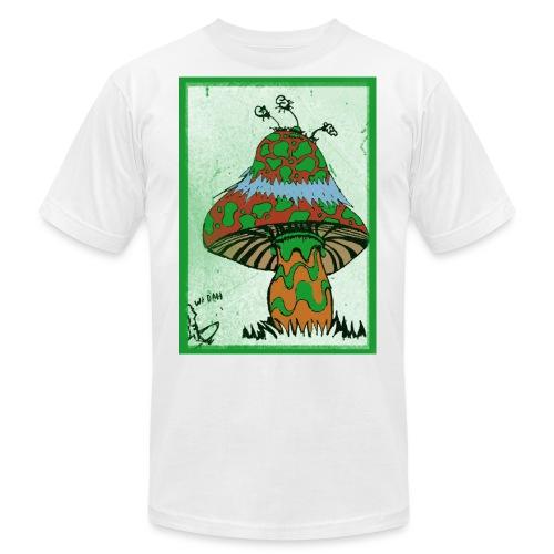 gsmushroomlove - Unisex Jersey T-Shirt by Bella + Canvas