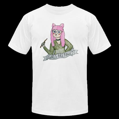 Girls Are Magic - Men's  Jersey T-Shirt