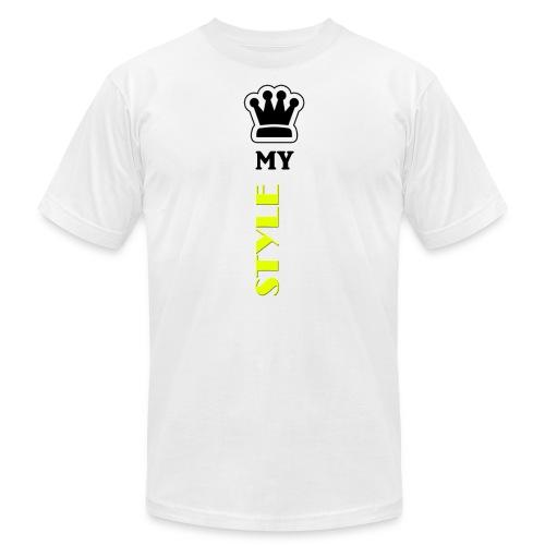 MY STYLE - Men's  Jersey T-Shirt