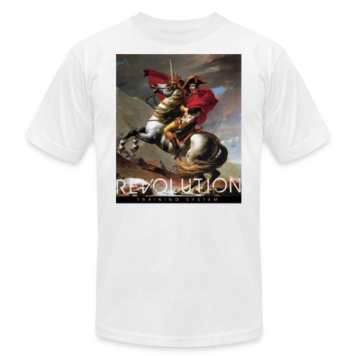 RevolutionUnicorn jpg - Unisex Jersey T-Shirt by Bella + Canvas