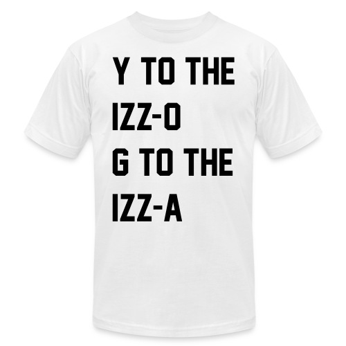Izzo - Unisex Jersey T-Shirt by Bella + Canvas