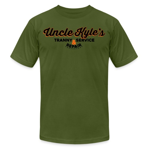 uncle2 - Unisex Jersey T-Shirt by Bella + Canvas