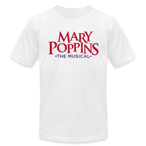Mary Poppins - Unisex Jersey T-Shirt by Bella + Canvas