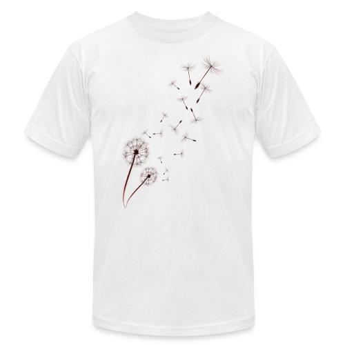 Dandelions - Unisex Jersey T-Shirt by Bella + Canvas
