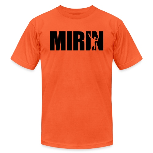 Zyzz Mirin Pose text - Unisex Jersey T-Shirt by Bella + Canvas