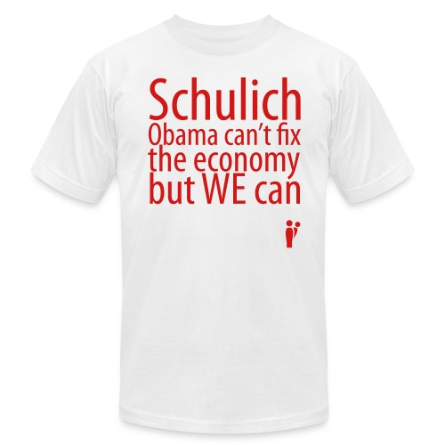 schulich - Unisex Jersey T-Shirt by Bella + Canvas