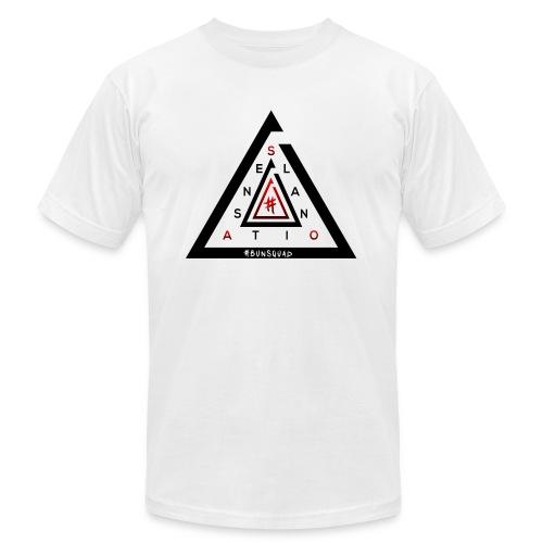 #Sensational Black - Men's  Jersey T-Shirt