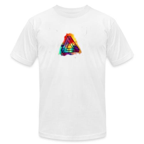 PAINT SPLASH LOGO - Unisex Jersey T-Shirt by Bella + Canvas