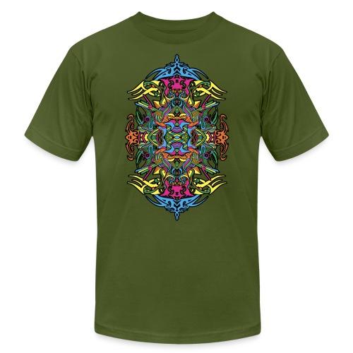 Eternal Voyage 4 - Col - Unisex Jersey T-Shirt by Bella + Canvas