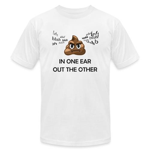 Women's Premium Long Sleeve T-Shirt - Unisex Jersey T-Shirt by Bella + Canvas
