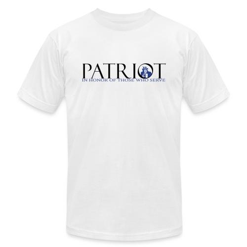 PATRIOT_SAM_USA_LOGO - Unisex Jersey T-Shirt by Bella + Canvas