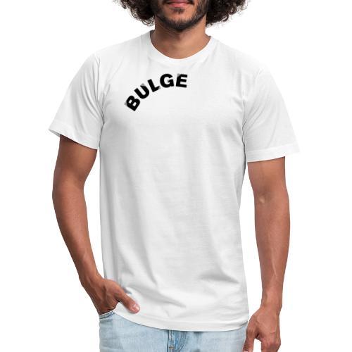 bulgebull_curve2 - Unisex Jersey T-Shirt by Bella + Canvas