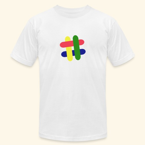 hashtag - Unisex Jersey T-Shirt by Bella + Canvas