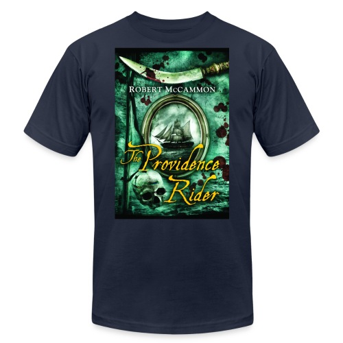 the providence rider - Unisex Jersey T-Shirt by Bella + Canvas