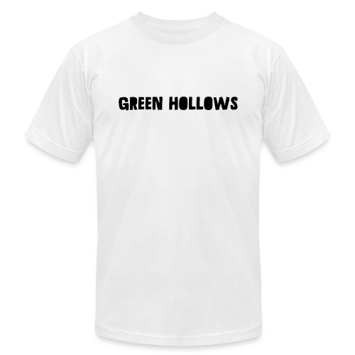 Green Hollows Merch - Unisex Jersey T-Shirt by Bella + Canvas