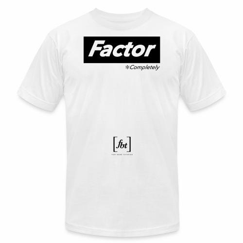 Factor Completely [fbt] - Men's  Jersey T-Shirt