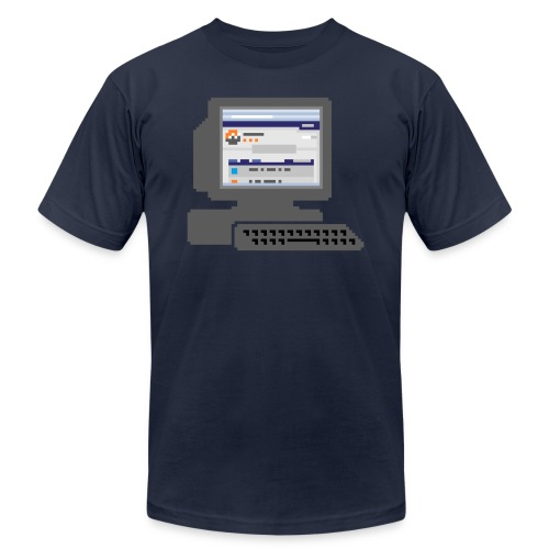 dreweyes 02 - Unisex Jersey T-Shirt by Bella + Canvas