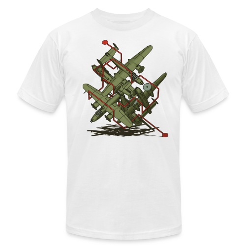 Oh Yossarian... - Unisex Jersey T-Shirt by Bella + Canvas