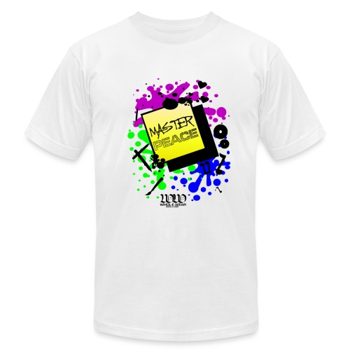 ***12% Rebate - See details!*** MASTERPEACE - WW - Unisex Jersey T-Shirt by Bella + Canvas