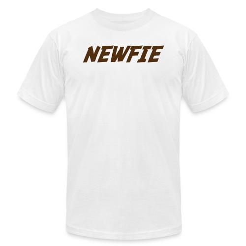 Newfie - Unisex Jersey T-Shirt by Bella + Canvas