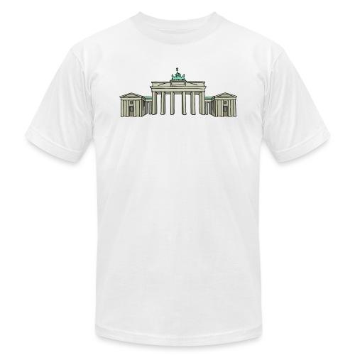 Brandenburg Gate Berlin - Unisex Jersey T-Shirt by Bella + Canvas
