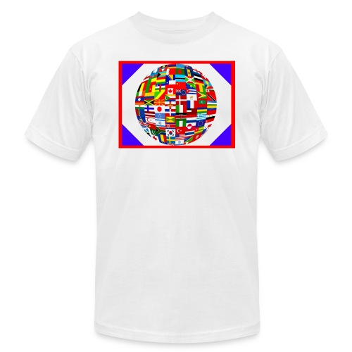 THE VIRAL NETWORK - Men's  Jersey T-Shirt