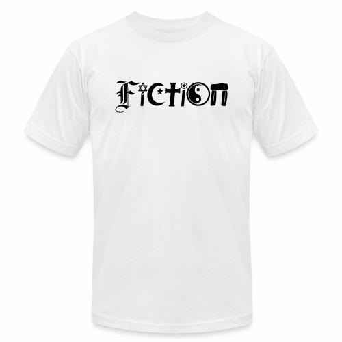Fiction - Unisex Jersey T-Shirt by Bella + Canvas