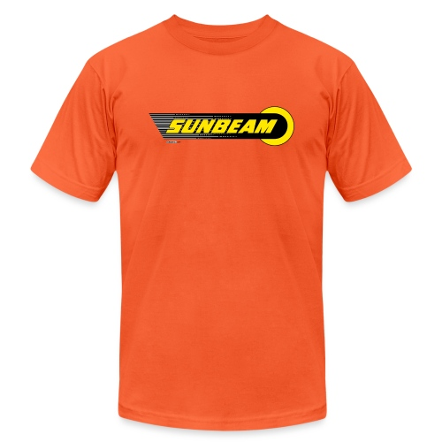 Sunbeam - AUTONAUT.com - Unisex Jersey T-Shirt by Bella + Canvas