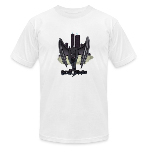 THE ENDER png - Unisex Jersey T-Shirt by Bella + Canvas