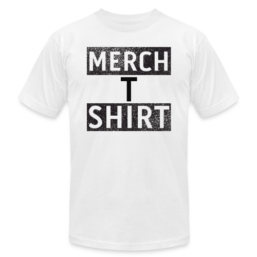 Merch T Shirt - Men's  Jersey T-Shirt