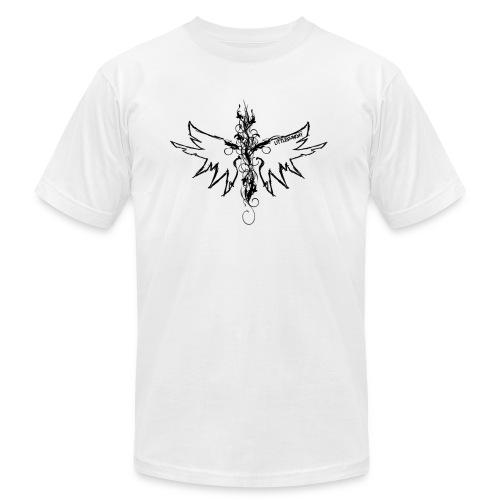 peace.love.good karma - Unisex Jersey T-Shirt by Bella + Canvas