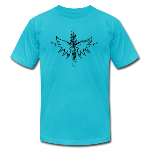 peace.love.good karma - Men's  Jersey T-Shirt