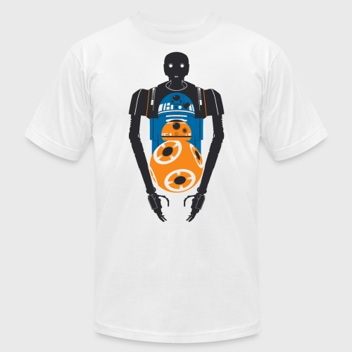 Star Wars Rogue One The Droids You're Looking For - Unisex Jersey T-Shirt by Bella + Canvas