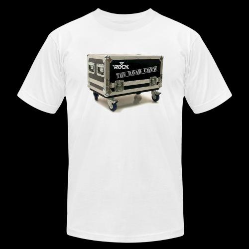 Eye rock road crew Design - Unisex Jersey T-Shirt by Bella + Canvas