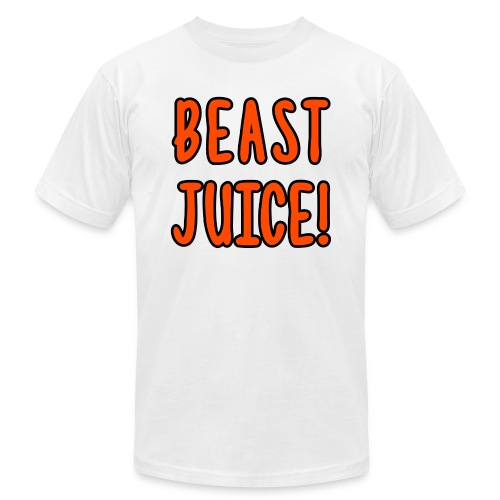BEAST JUICE! - Men's  Jersey T-Shirt