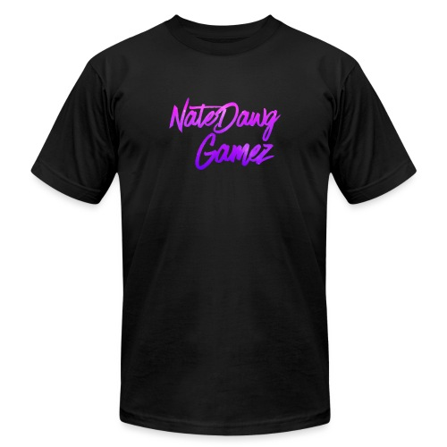 Galaxy Nate- - Unisex Jersey T-Shirt by Bella + Canvas