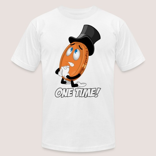 THE ONE TIME PENNY - Men's Jersey T-Shirt